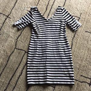 Banana Republic striped dress. SIZE 6